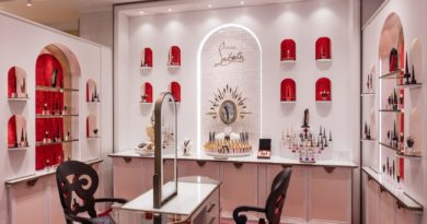 Christian Louboutin au Printemps de la beauté