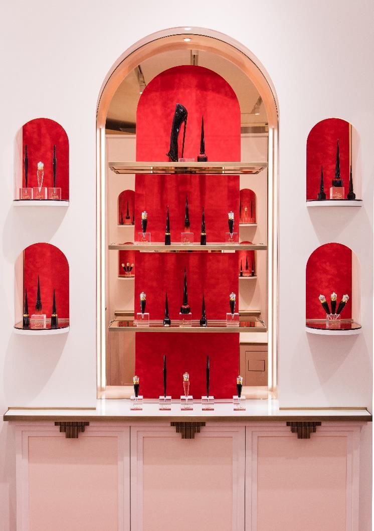 acheter en ligne 05c9b 7483b Christian Louboutin au Printemps de la beauté   Cosmetiquemag