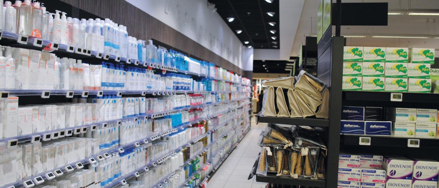 Les pharmacies XXL gagnent du terrain