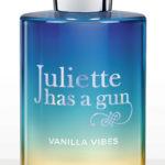 Juliette vibre pour la vanille