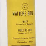 SOIN : matière brute cycle ses soins