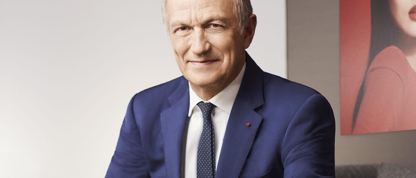 JEAN-PAUL AGON, PDG DE L'ORÉAL : « UNE PLACE DE LEADER SE DÉFEND AU QUOTIDIEN »