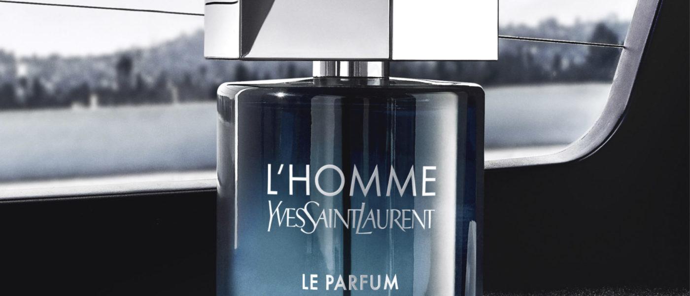 PARFUM : Yves Saint Laurent capitalise sur l'Homme