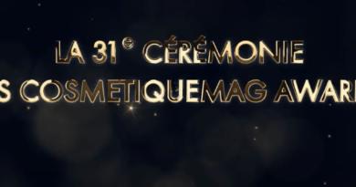 Revivez la 31e cérémonie des Cosmétiquemag Awards 2020
