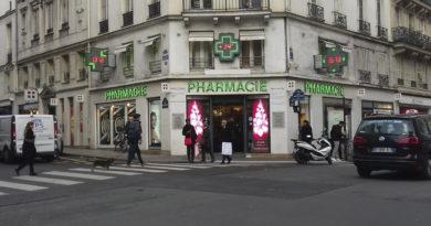 PHARMACIE LA BATAILLE DES MÈTRES CARRÉS